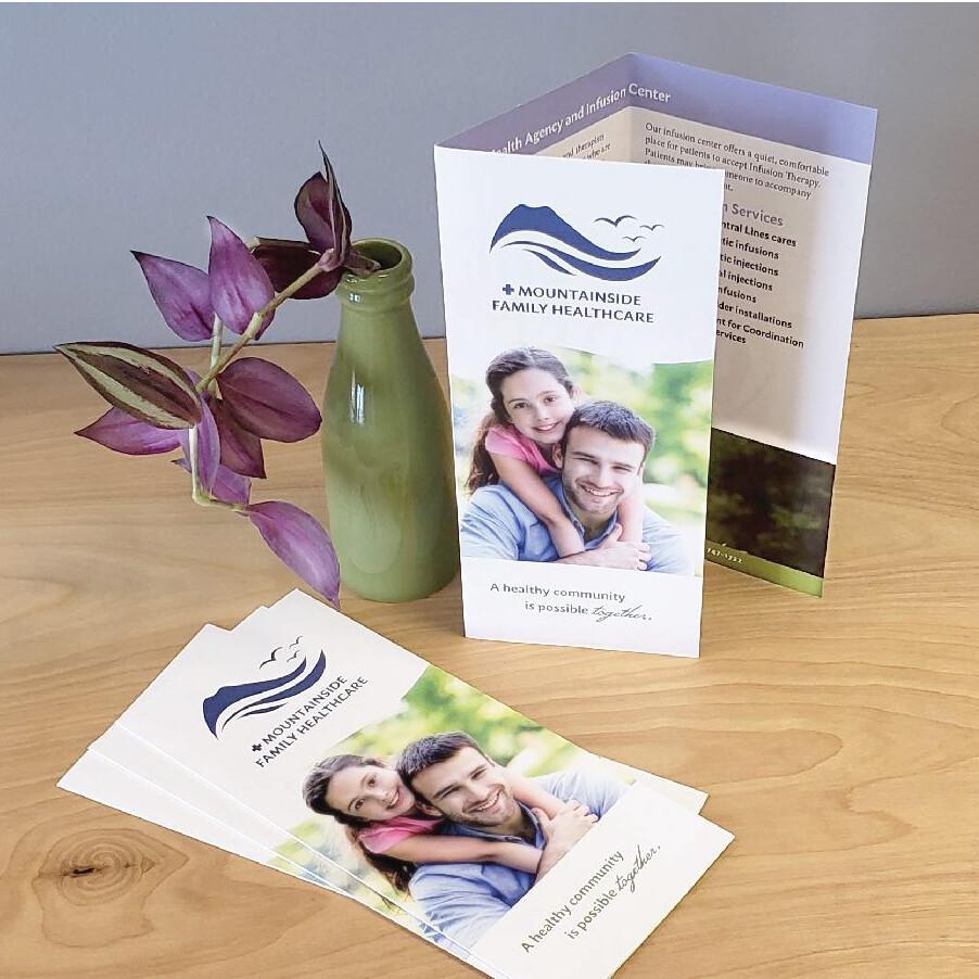 Sitka Community Hospital Brochure